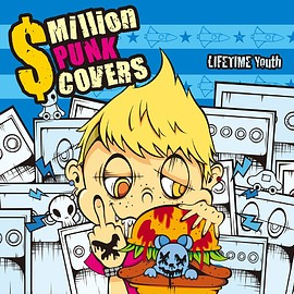 LIFETIME Youth - MILLION PUNK COVERS