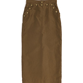 YOUNG&OLSEN - YOUNG NAVAL SKIRT COYOTE YO1803-SK001