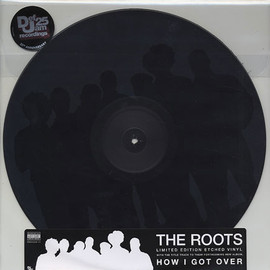 The Roots - How I Got Over 12inch Vinyl