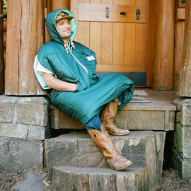 Poler Outdoor Stuff - The Napsack - Green