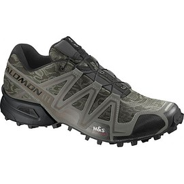 salomon - SPEEDCROSS 3 CAMO TITAN/T