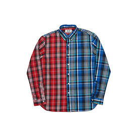 Palace - BOOJIE SHIRT Double Madras
