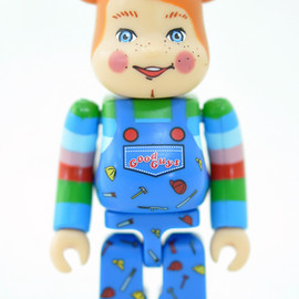 MEDICOM TOY - BE@RBRICK series25 CHILD PLAY 100%