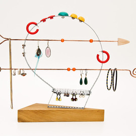 lessandmore - Jewelry Holder Organizer