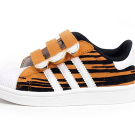 adidas - SUPER STAR TIGER CF I