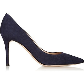 Gianvito Rossi - 85 suede pumps