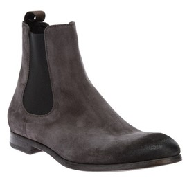 Paul Smith - PAUL SMITH - suede chelsea boot 1