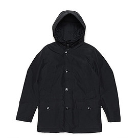 WOOLRICH - GTX Mountain Parka-Off Black