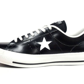 CONVERSE - ONE STAR J 「made in JAPAN」 「LIMITED EDITION for STAR SHOP」