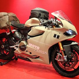 MotoCorsa - The 1199 TerraCorsa / Ducati Superbike 1199 Panigale