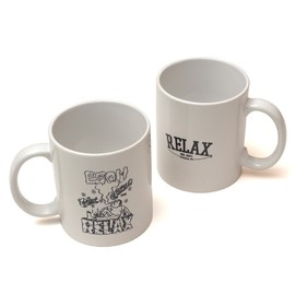 RELAX ORIGINAL® - RELAX ORIGINAL x ESOW / On The Stone Mug Cup