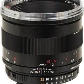 Carl Zeiss - 50mm f/2 Makro-Planar