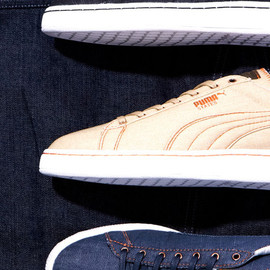 Puma - States - Blue Denim