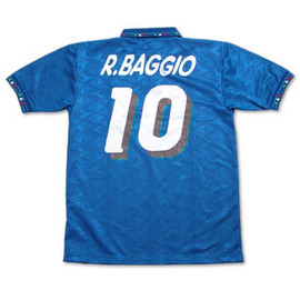 DIADORA - Italia National Team Baggio Game Shirt Reprica '94