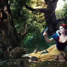 Annie Leibovitz - Disney Dream Portraits:Rachel Weisz