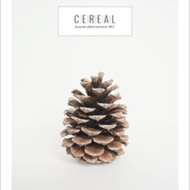 cereal magazine - Volume One