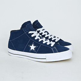 CONS - ONE STAR PRO MID NAVY