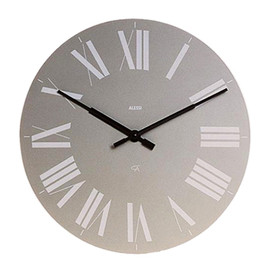 ALESSI - ALESSI - FIRENZE wall clock  フィレンツェ ウォールクロック ブラック