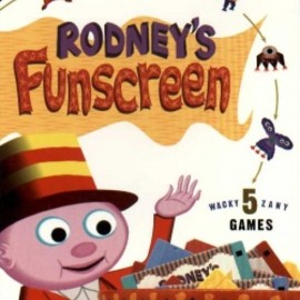 ACTIVISION - Rodney's Funscreen