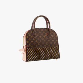 "LOUIS VUITTON, Christian Louboutin - ""Celebrating Monogram Collection"" Shopping Bag by Christian Louboutin"