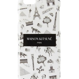 MAISON KITSU - IPHONE CASE PARISIEN MAP