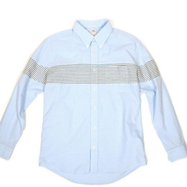 Visvim - Oxford Striped Shirt