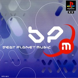 Sony Computer Entertainment - BEAT PLANET MUSIC