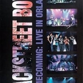 Backstreet Boys - Backstreet Boys Homecoming: Live in Orlando [DVD] [Import]