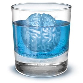 Fred & Friends - Fred & Friends Brain Freeze Ice Cube Tray 脳ミソ型アイストレー