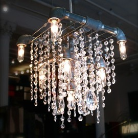 Michael McHale - Tribeca Grand Chandelier