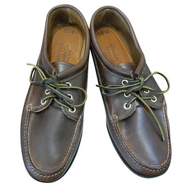 Quoddy Trail Moccasin Co - Blucher  Moccasin shoes