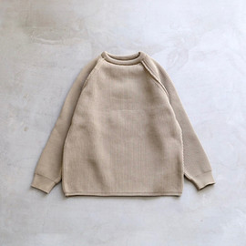 nanamica - Crew Neck Sweater
