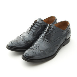 Church's - Enamel Leather Shoes