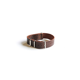 Smart Turnout - Leather Watch Strap (Tan)