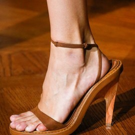 Stella McCartney - Spring 2014 / heels.