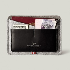 hard graft - Passport Wallet