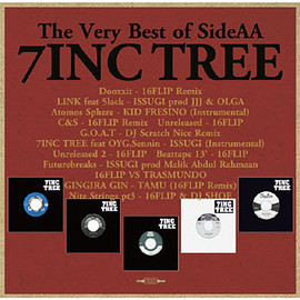 ISSUGI - 7INC TREE ‒ VERY BEST OF SIDE AA