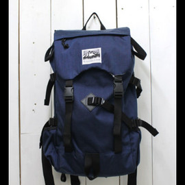 MT RAINIER DESIGN - SLUB DURAMAX BOX PACK 【navy】