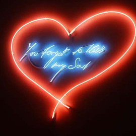 Tracey Emin - You Forgot to Kiss My Soul 2001