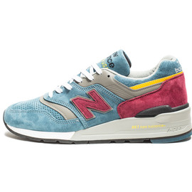 New Balance - 997 MADE IN THE USA CONNOISSEUR AMERICAN PAINTERS COLLECTION