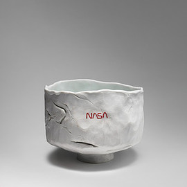 Tom Sachs - Conejo, 2013 (NASA Tea Bowl)