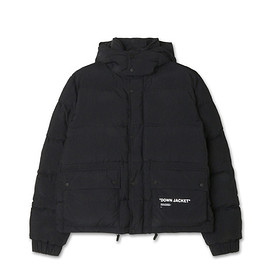 Off-White - Quotes Puffer Jacket