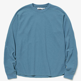nonnative - DWELLER L/S TEE POLY THERMAL