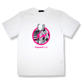 "fragment design x OriginalFake  - Girl Circle"" T-Shirt"