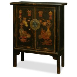 Chinoiserie Harpsichord Style Desk W/ Chair