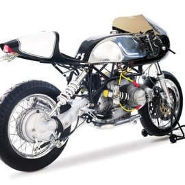 BMW - Team Incomplete BMW boxer cafe racer