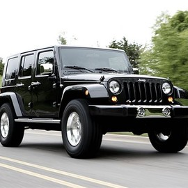 Jeep - Jeep Wrangler black