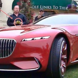 Mercedes-Benz - Vidion Mercedes-Maybach 6