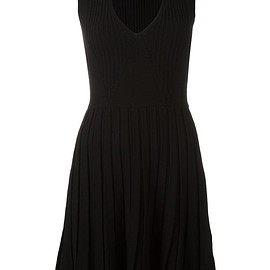 Philipp Plein - A-line knitted dress