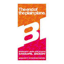 Braniff Airline - guidebook